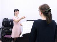 ◆ 歌のボイストレーニング レッスン